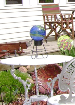 Table-Top Gazing Globe Holder #202